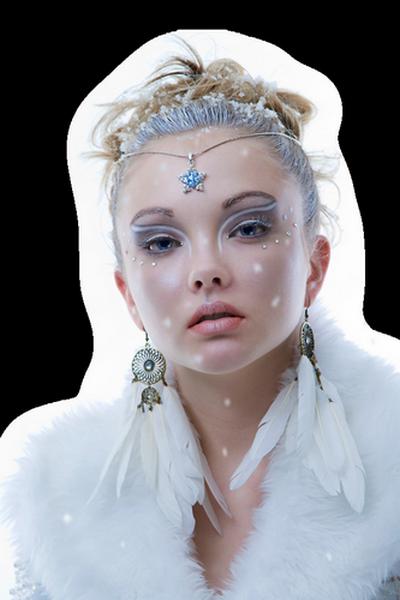 tube femme hivers
