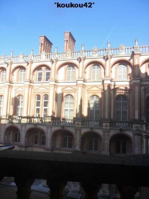 Echappée belle Saint-Germanoise. Le musées des Antiquités Nationale (11).