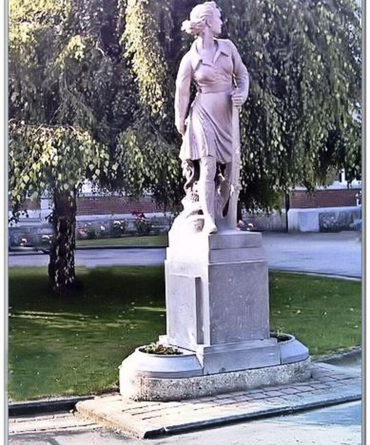 Femmes Belges résistante Marguerite Bervoets