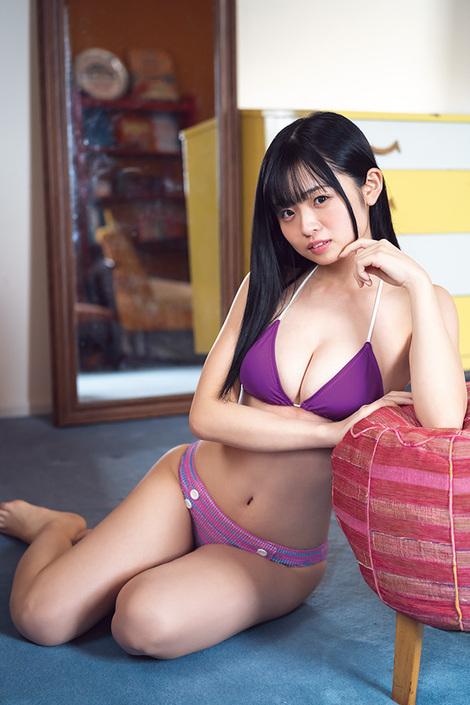 Magazine : ( [Young Gangan] - 2020 / N°9 - Tsubasa Hazuki & Mizuki Saiba Staring )