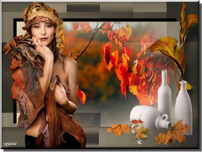 FAU0008 - Tube femme automne