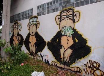 Les trois singes et la clé de la sagesse