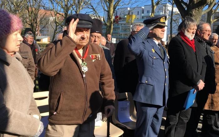 Décès de l'ancien résistant   Arsène Tchakarian, le dernier survivant  du « groupe Manouchian »