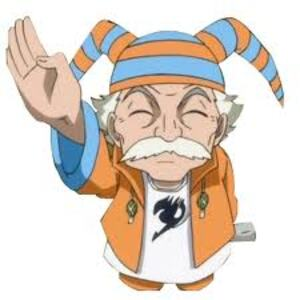 le 3ème maître de Fairy Tail