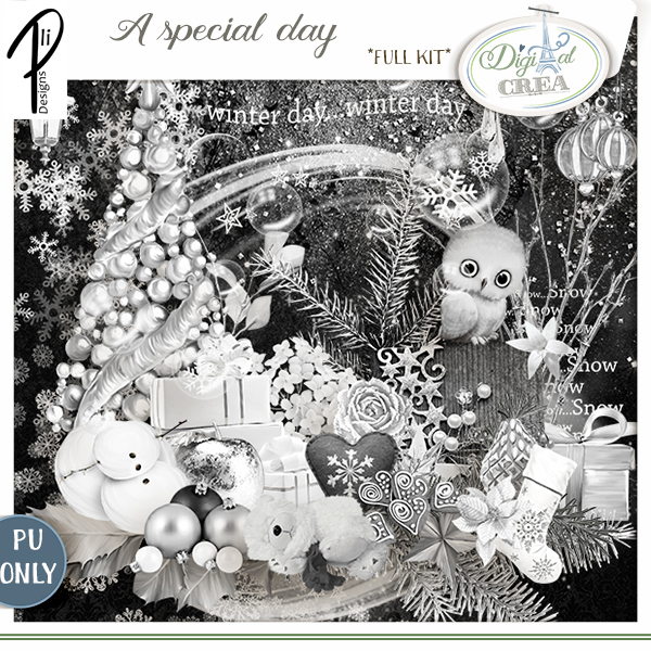 A special day (PU) PliDesigns