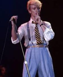 David Bowie à Forest-National en 1983 (vidéo)