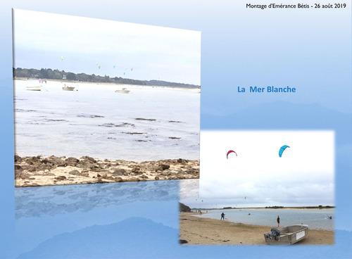 Boucle Bénodet - La Mer Blanche : 7,6 km