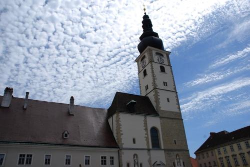 Saint Pölten en Autriçe (photos)