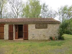 Galerie des huttes, le Poiré/Velluire