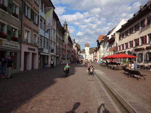 Mardi 10 juillet Huningue -  Waldshut