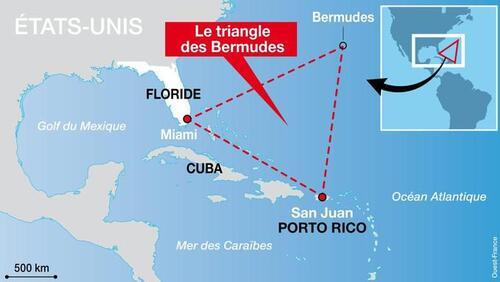 La fin du mystère du Triangle des Bermudes ?