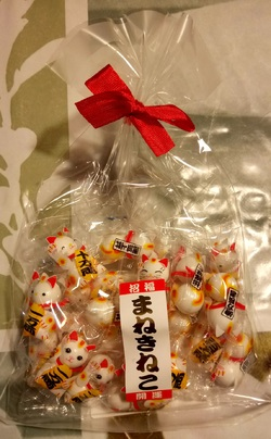 Déballage commande Candysan d'Halloween
