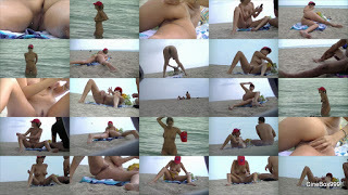 Mrs. Brooks Nude Beach Day. Parts 2, 5.