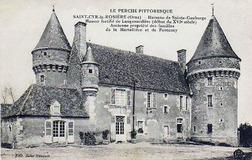 LES REMPARTS DE L'ANGENARDIERE (Orne)