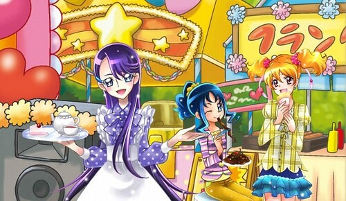 Pretty Cure All Star