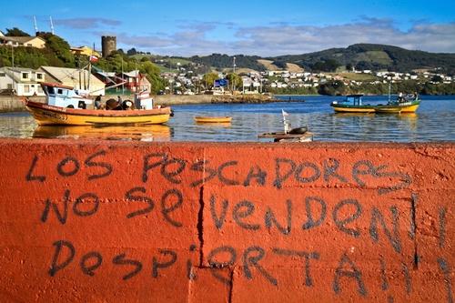 Entre vents et marées à Chiloé: de Dalcahué à Ancud