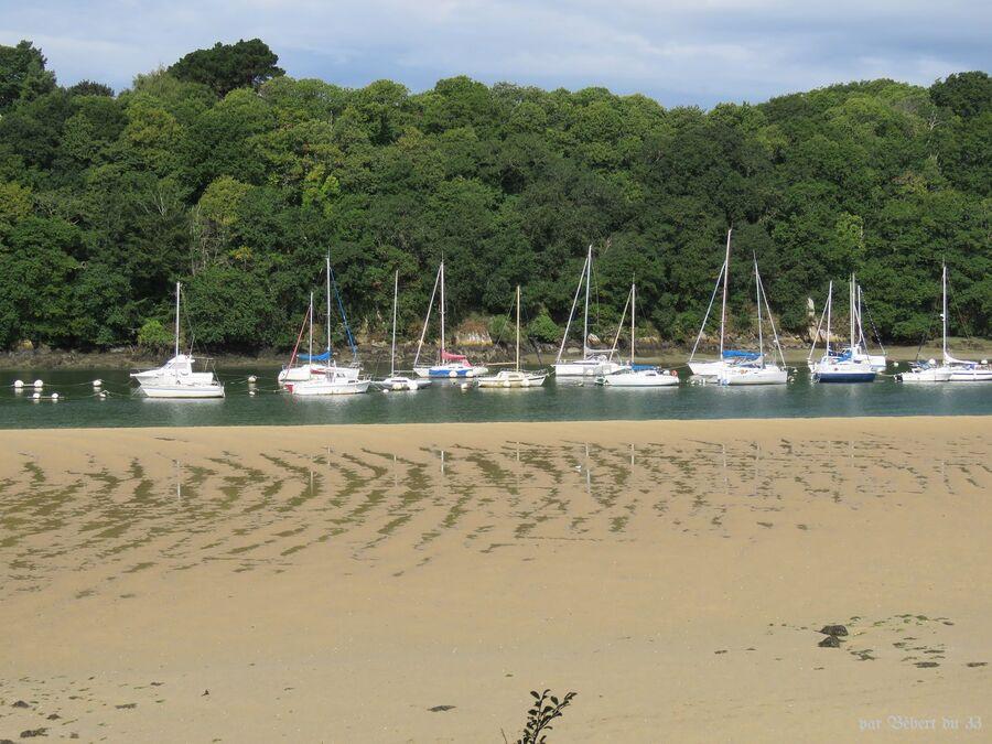 Le Pouldu dans le Finistère  ( 29 ) -2