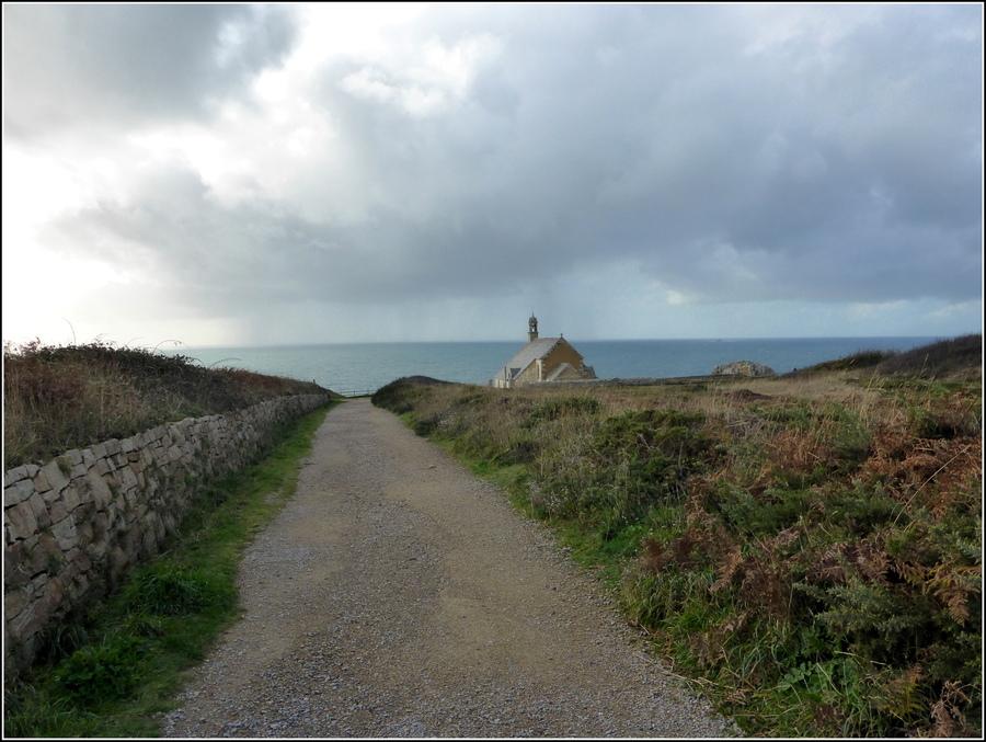 Périple étape 6 : Finistère 2/3  ( la Pointe du Van )