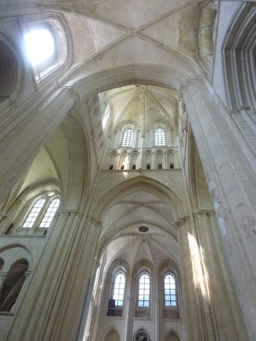 Cathedral interiors