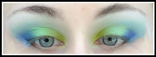 ♥ Rio & Electric Makeup  ♥