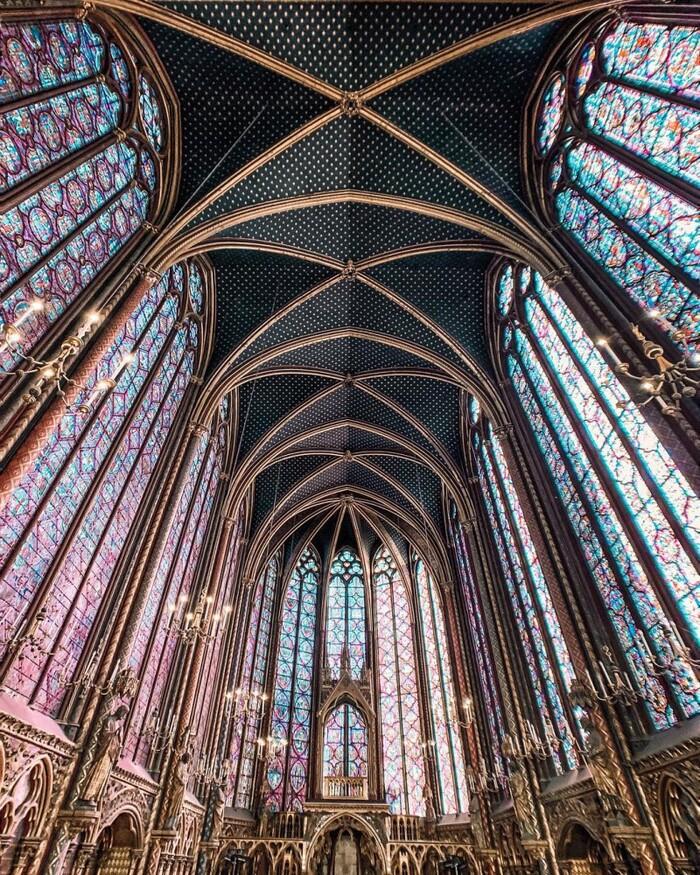 Les petits secrets de la Sainte-Chapelle