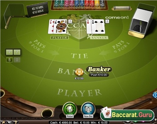 Baccarat - A Skillful and Intriguing Casino Game