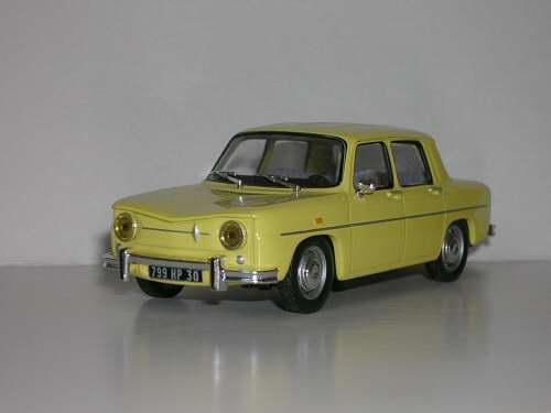 Renault 8 1964