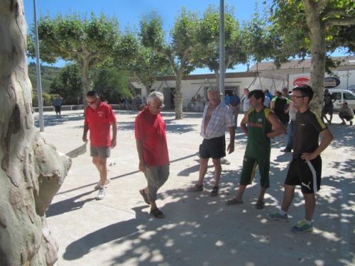 Concours de Fête de villeneuve le 27 aout 2012