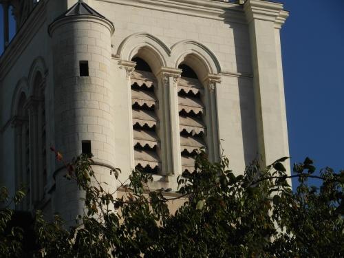 Suite et fin de Saint-Thomas, l'église