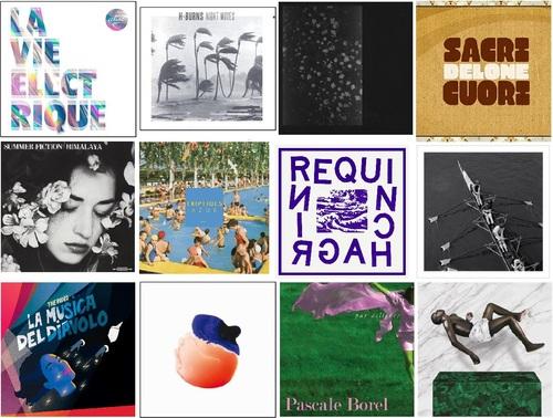 Best of 2015 : albums, EP, singles, livres et films