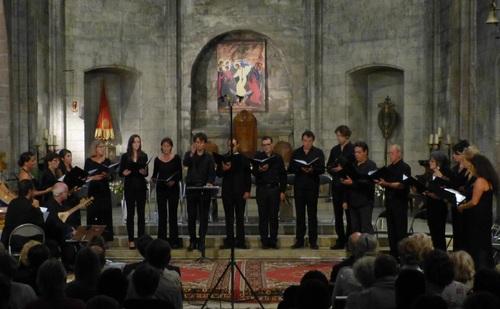 Charpentier, le Bach français, dimanche à l'église de Cassis avec le chœur des Zippoventilés