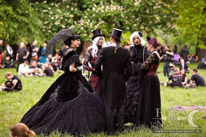 Victorian Picnic - WGT