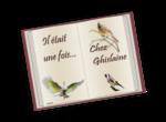 Chez Ghislaine atelier d'écriture n° 2