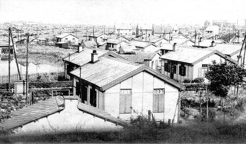 Des cités provisoires pour résoudre la crise du logement