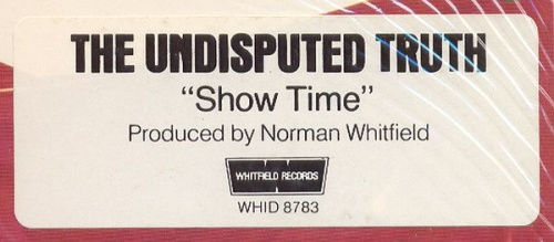 1979 : Single 12 Inch Whitfield Records WHID 8738 [ US ]