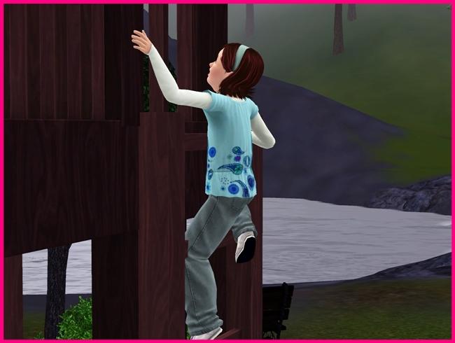 Chapitre 23 : La fugue !