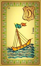 L'Eau - Oracle Belline - Regard sur un Autre Monde - Spirituel