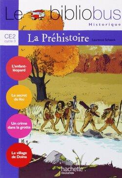 [Living Book] Sélection de livres sur la préhistoire