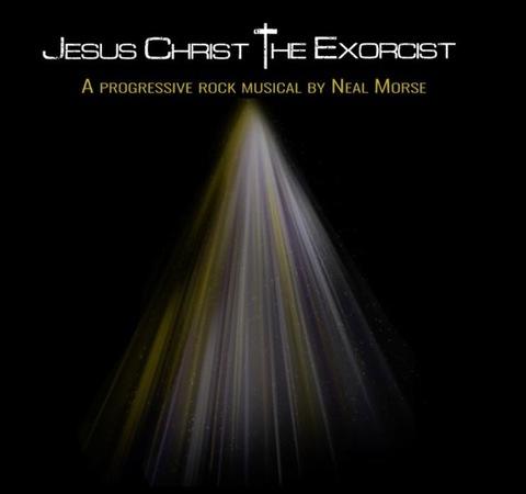 """NEAL MORSE - Les détails de l'album Jesus Christ - The Exorcist ; """"Get Behind Me Satan"""" Clip"""