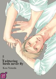Twittering Birds Never Fly adapté en anime !