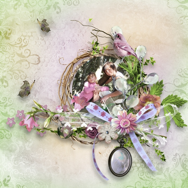 Collection de Printemps de Pat's Scrap