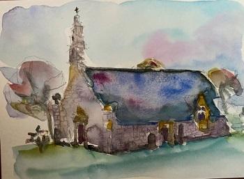 Chapelle bretonne ...