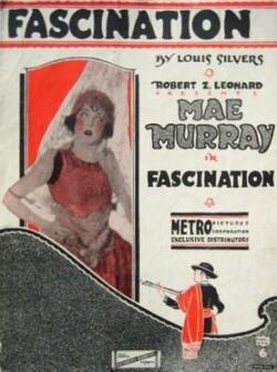 """Résultat de recherche d'images pour """"fascination poster 1922"""""""