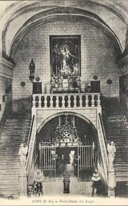 Lurs, Notre-Dame des Anges