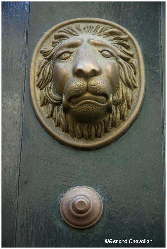 Détail de porte 4