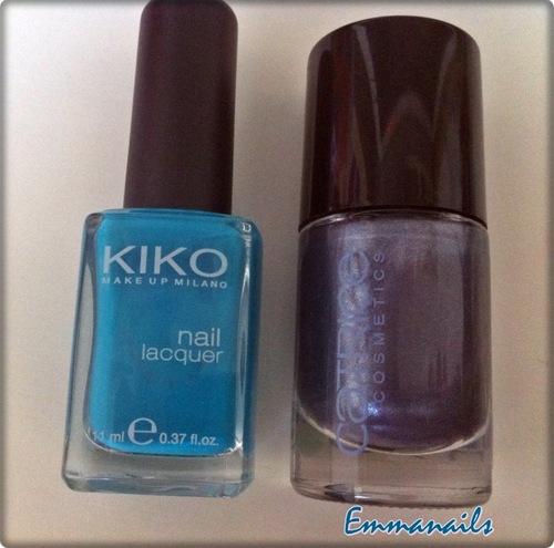 Catrice et kiko