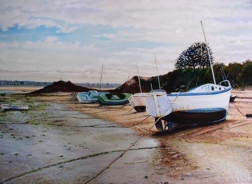 bateaux a Rothéneuf