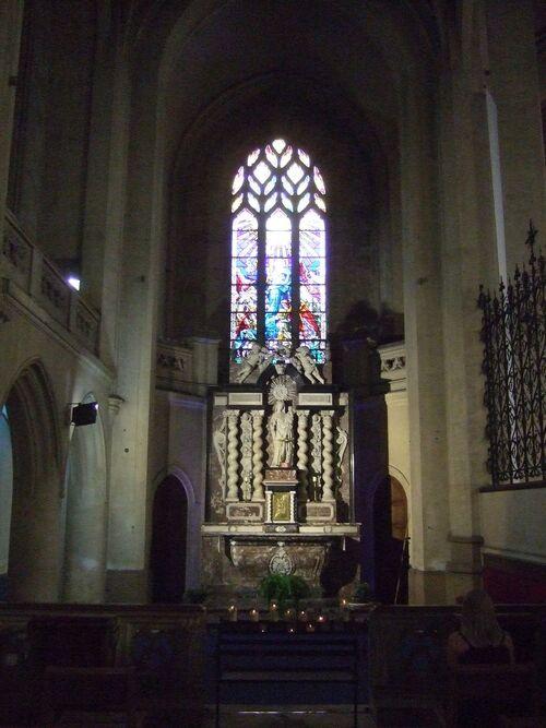 Arras fin juillet