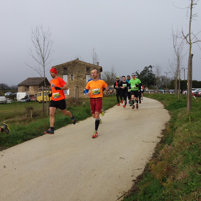 Photos du Trail de la Pierre Sanglante, 6 mars 2016