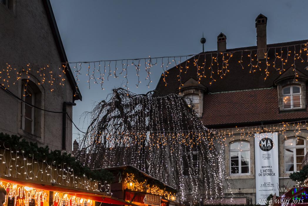 Les lumières de Montbéliard - 1 -